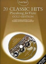 Guest Spot - 20 Classic Hits Playalong For Flute laflutedepan.com