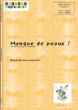 Manque de Peau ! Raphaël Charpentier Partition laflutedepan.com