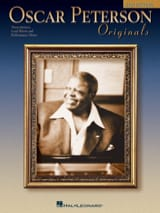 Oscar Peterson - Oscar Peterson Originals 2nd Edition - Partition - di-arezzo.fr