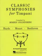 - Classic Symphonies For Timpani - Partition - di-arezzo.fr