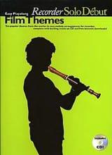 Recorder Solo Début Film Themes Partition laflutedepan.com