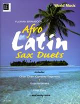 Afro Latin Sax Duets Partition Saxophone - laflutedepan.com