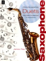 James Rae - Introducing Saxophone Duets - Partition - di-arezzo.fr