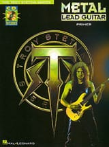 Metal Lead Guitar Primer Troy Stetina Partition laflutedepan.com