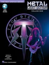 Metal Lead Guitar Volume One Troy Stetina Partition laflutedepan.com
