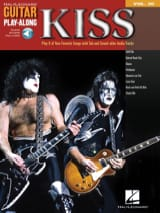 Guitar Play-Along Volume 30 - Kiss Kiss Partition laflutedepan.com