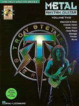 Troy Stetina - Metal Rhythm Guitar Volume Two - Partition - di-arezzo.fr