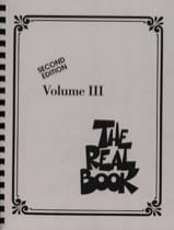 The Real Book Volume 3 - Second Edition - C Instruments - laflutedepan.com