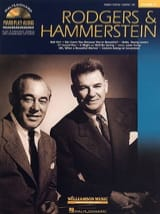 Piano Play-Along Volume 41 - Rodgers & Hammerstein laflutedepan.com