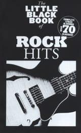 The little black book of Rock Hits Partition laflutedepan.com