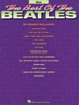 The Best Of The Beatles For Oboe - BEATLES - laflutedepan.com