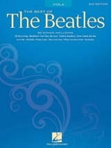BEATLES - The Best Of The Beatles For Viola - Partition - di-arezzo.fr