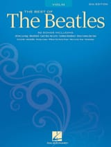 Best Of Beatles For Violin - BEATLES - Partition - laflutedepan.com