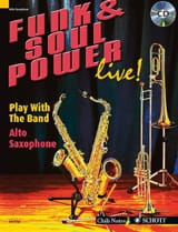 Funk & Soul Power Live - Gernot Dechert - Partition - laflutedepan.com