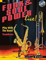 Gernot Dechert - Funk - Soul Power Live - Sheet Music - di-arezzo.com