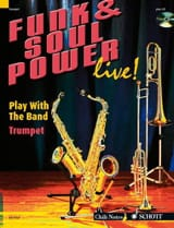 Funk & Soul Power Live Gernot Dechert Partition laflutedepan