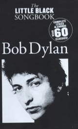 The Little Black Songbook Bob Dylan Partition laflutedepan.com