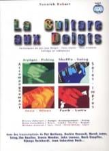 La Guitare Aux Doigts Yannick Robert Partition laflutedepan.com