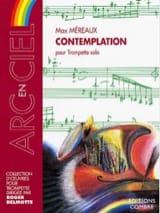Max Méreaux - Contemplation - Partition - di-arezzo.fr