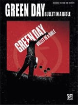 Green Day - Bullet In A Bible - Partition - di-arezzo.fr