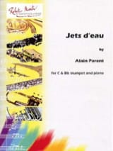 Alain Parent - Water jets - Sheet Music - di-arezzo.co.uk