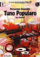 Gert Bomhof - Tuno Popularo - Partition - di-arezzo.fr