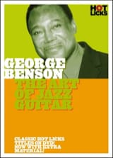 George Benson - DVD - The Art Of Jazz Guitar - Sheet Music - di-arezzo.com