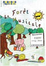 La Forêt Musicale 1er Cahier - Village Peaux laflutedepan.com