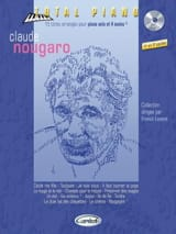 Claude Nougaro - Total Piano Collection - Sheet Music - di-arezzo.com
