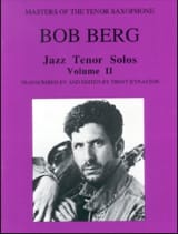 METHODE AEBERSOLD - Jazz Tenor Solos Volume 2 - Sheet Music - di-arezzo.co.uk