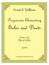 Ernest S. Williams - Progressive Elementary Solos And Duets - Partition - di-arezzo.fr