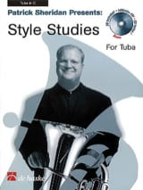 Patrick Sheridan - Style Studies - Sheet Music - di-arezzo.co.uk
