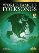 World Famous Folksongs Partition Cor - laflutedepan.com