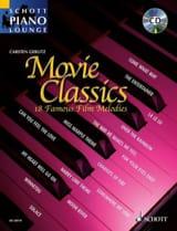 Movie classics - Partition - Musiques de films - laflutedepan.com