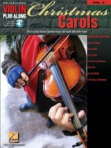 Violin play-along volume 5 - Christmas Carols Noël laflutedepan.com