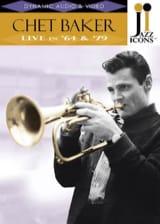Chet Baker - DVD - Jazz Chet Baker Icons Live In '64 - '79 - Sheet Music - di-arezzo.co.uk
