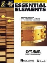 Essential Elements. Percussions Mélodiques Volume 1 - laflutedepan.com