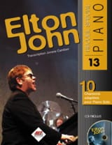 Elton John - Special Piano Collection N ° 13 - Sheet Music - di-arezzo.com