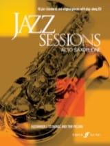 L' Estrange Alexander / Pilling Tom - Jazz Sessions - Partition - di-arezzo.fr