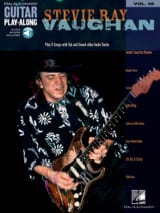 Stevie Ray Vaughan - Guitar Play-Along Volume 49 - Stevie Ray Vaughan - Sheet Music - di-arezzo.co.uk