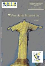 Welcome to Rio de Janeiro trio Yves Carlin Partition laflutedepan.com