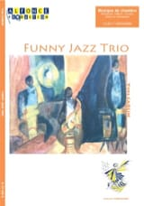 Yves Carlin - Funny jazz trio - Partition - di-arezzo.fr