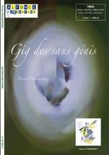 Gig Des Sans Génis Pascal Ducourtioux Partition laflutedepan.com