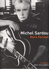 Michel Sardou - Out of Format - Sheet Music - di-arezzo.co.uk