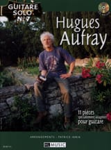 Hugues Aufray - Solo Guitar N ° 7 - 11 Specially Adapted Parts For Guitar - Sheet Music - di-arezzo.co.uk