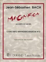 Concerto BWV 1041 En Sol Mineur - laflutedepan.com