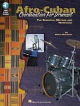 Afro-Cuban Coordination For Drumset Maria Martinez laflutedepan.com