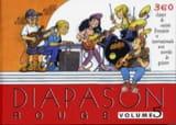 Diapason Rouge - Volume 5 Partition Chanson française - laflutedepan