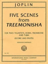 Five Scenes From Treemonisha - Scott Joplin - laflutedepan.com
