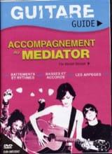 DVD - Guitare Guide, Accompagnement Au Médiator laflutedepan.com